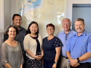 1st Jarrah Committee Meeting in Jan 2019